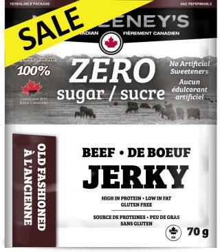 ZERO Sugar Beef Jerky